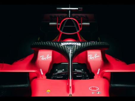 Dirkalniki Formule 1 za sezono 2021