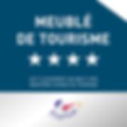 Atout France 4 étoiles