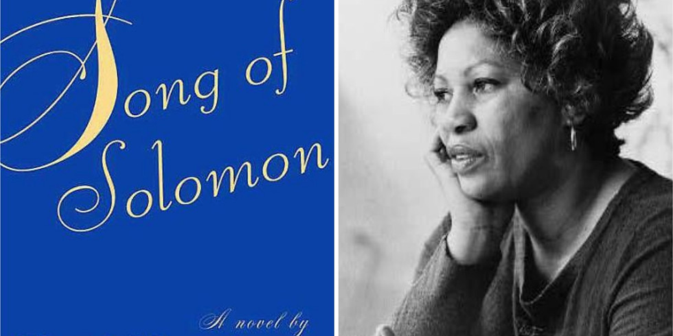 Author Study: Song of Solomon by Toni Morrison