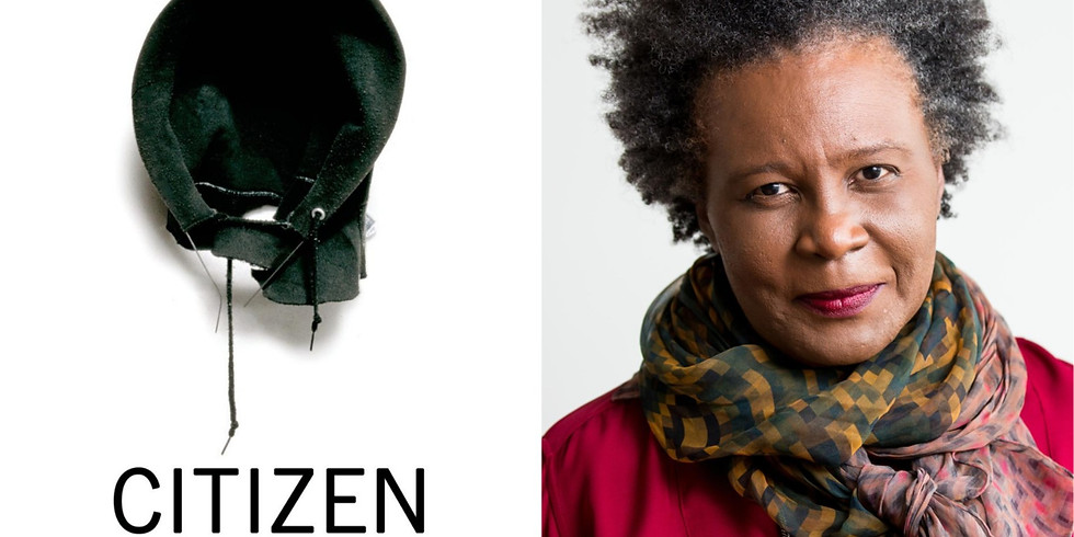 400 Year of Racism: Citizen By Claudia Rankine