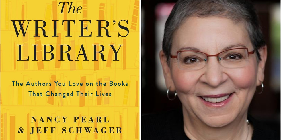 The Writer's Library: An Interview With Nancy Pearl