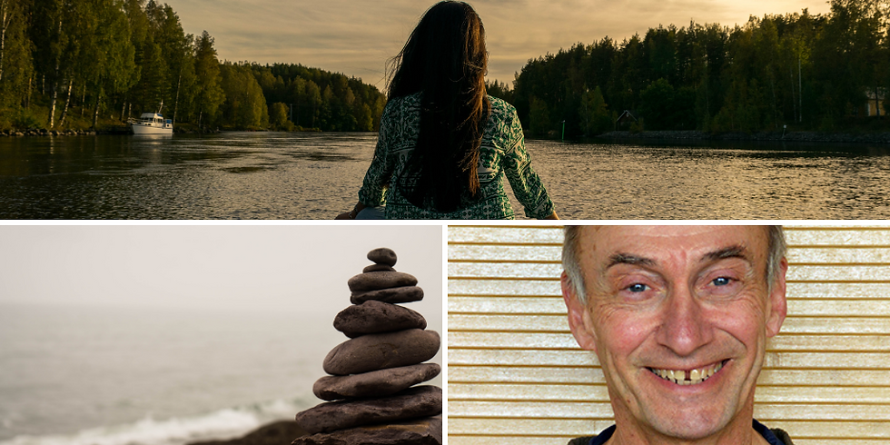 Mindfulness – Learning to live with clarity, ease, and kindness in a challenging world.