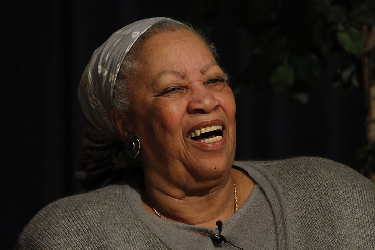 Toni Morrison Author Study at Folio