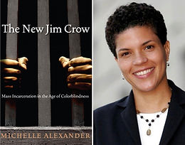 400 Year of Racism: The New Jim Crow by Michelle Alexander