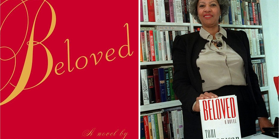Author Study: Beloved by Toni Morrison