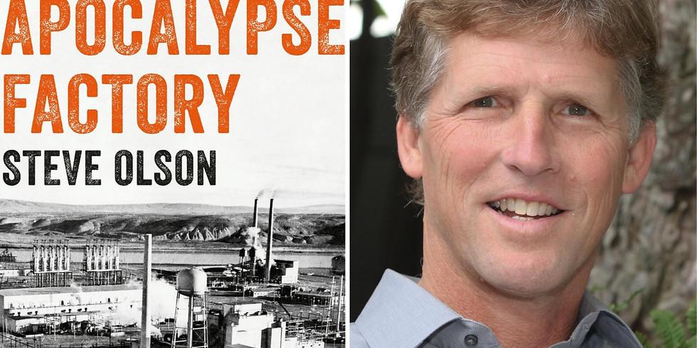 The Apocalypse Factory by Steve Olson