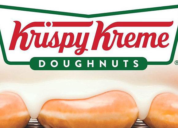 Krispy Kreme - Digital Dozen Fundraiser