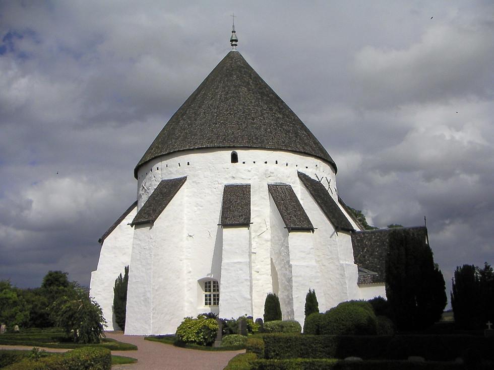 Österlars kyrka Bornholm