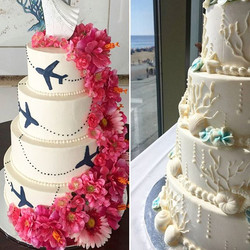 Delivered these beauties to the oceanfront today! One went to Sheraton Hotel and the other to The Wa