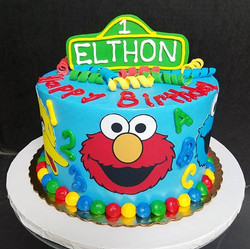 Happy 1st Birthday, Elthon!! 🎉🎈🎁