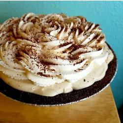 Bailey's Irish Cream Pie