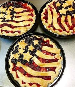Ameri-Berry Pies