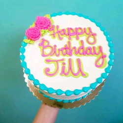 Happy Birthday Jill