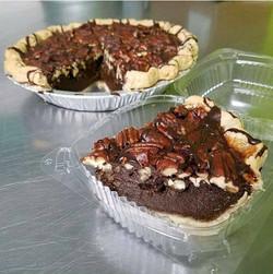 Chocolate Lover's Pecan Pie