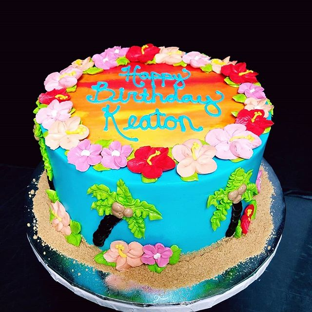Happy Birthday Keaton! 🏝🎂🍰💗_._._._