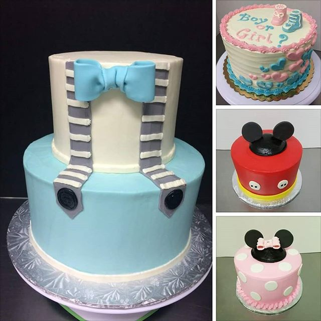 Some of our recent custom cakes! Call to