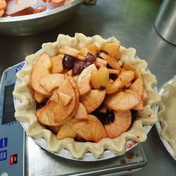 Cherry-Apple Pie