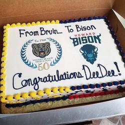 Congrats DeeDee!!