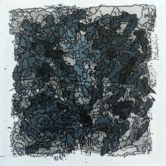 """""""Untitled (Blue and Grey)"""""""