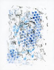 """""""Untitled (Blue Bubbles)"""""""