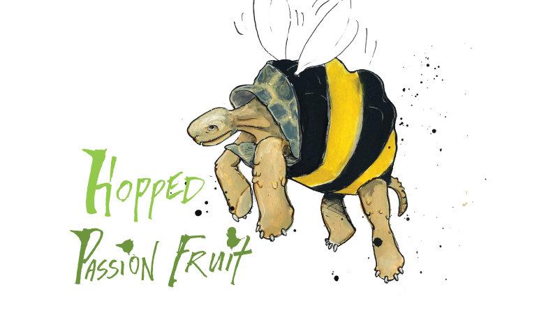Hopped Passion Fruit - 14%