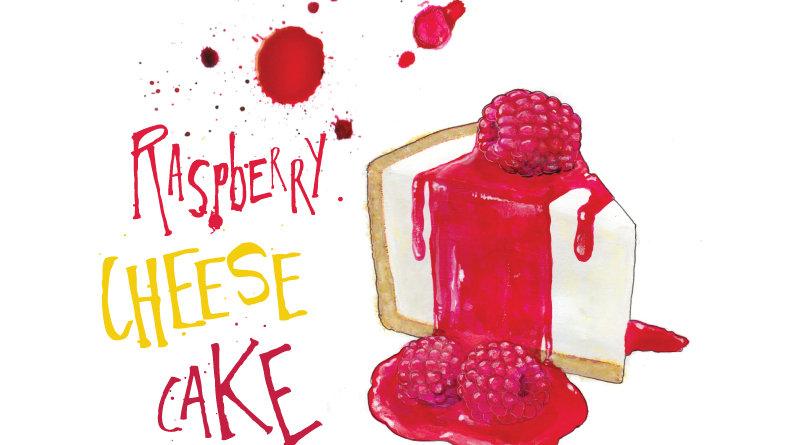 Raspberry Cheesecake - 8.5%