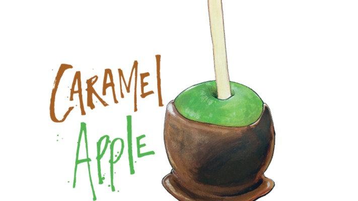Caramel Apple - 8.5%