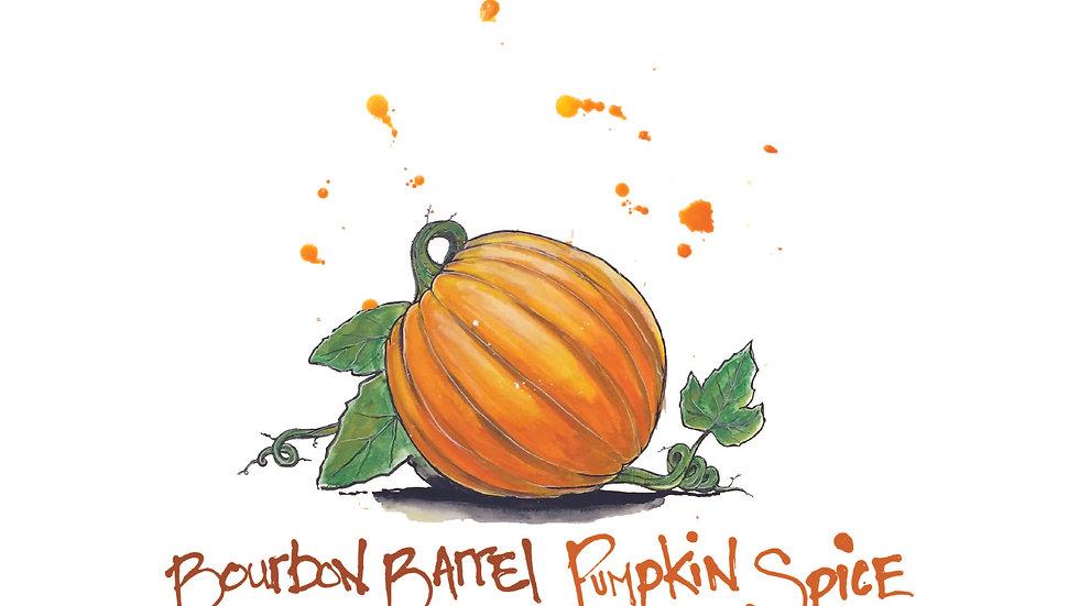 Bourbon Barrel Aged Pumpkin Spice - 10%