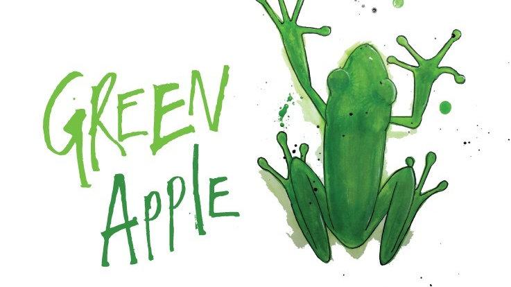 Green Apple - 8.5%