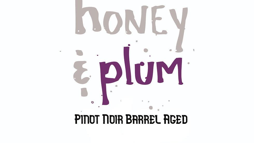 Pinot Noir Barrel Aged Plum Collab - 17%