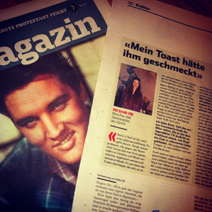 Sonntags Blick Magazin