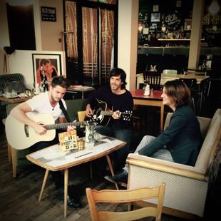 "TV-Sendung ""Songmates"" (SRF)"