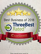 Rated Three Best Business of 2018