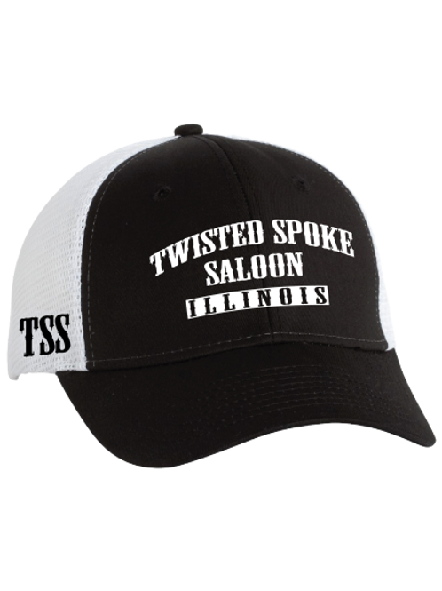 The Twisted Old School Trucker Cap