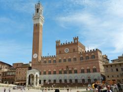 Piazza del Campo, Siena (Tuscany)