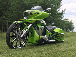 Tom Petro Green Vic2