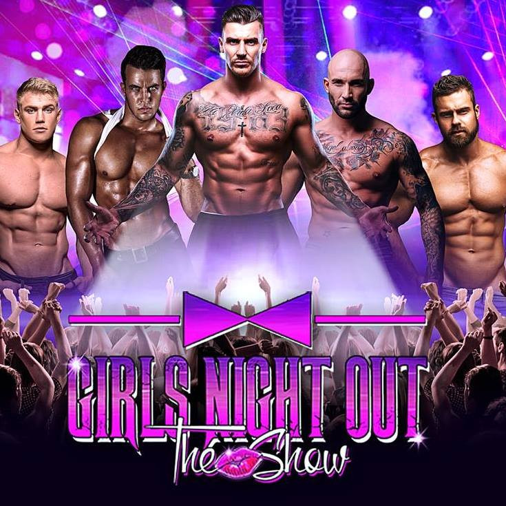 Girls Night Out The Show at Twisted Spok