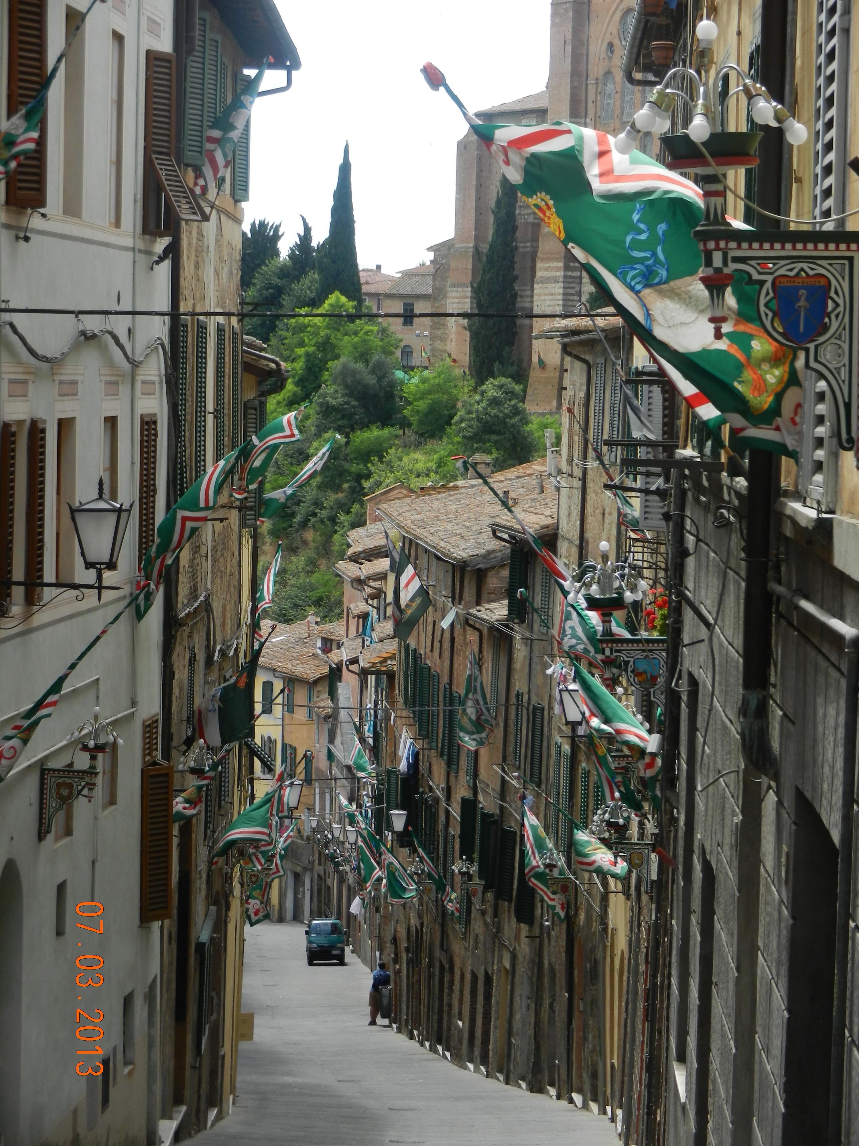 Siena, (Tuscany)