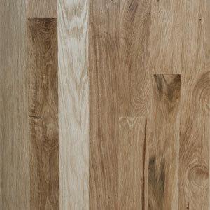 "9/16"" x 4 1/4"" White Oak Rustic Unfinished Flooring"