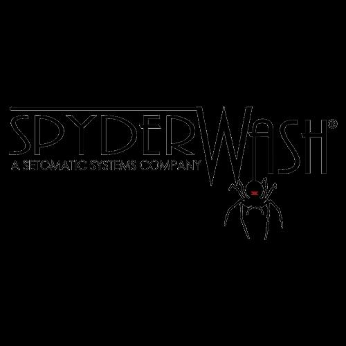 spider wash systems logo