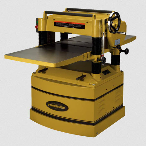 "Powermatic 20"" Helical Head Planer"