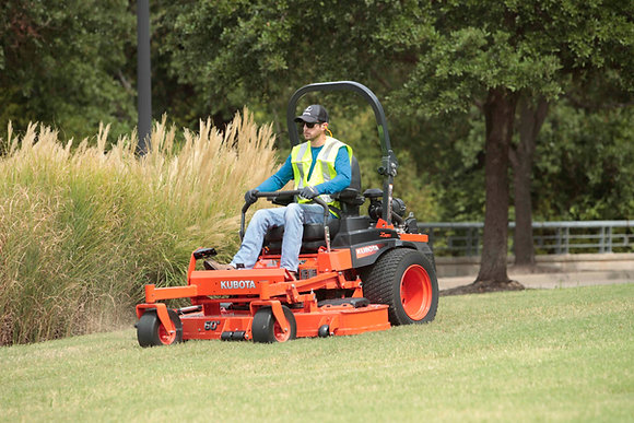 Kubota Z700 Series Mower