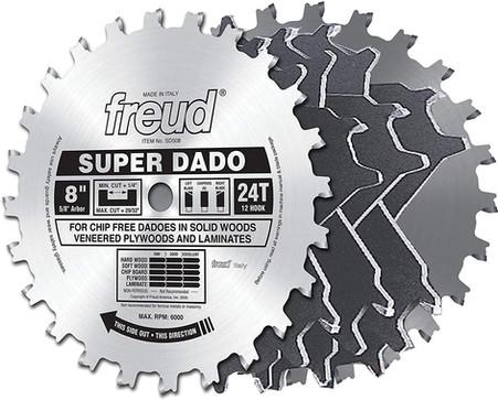 Freud Super Dado Blades