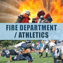 Fire Dept. & Athletics