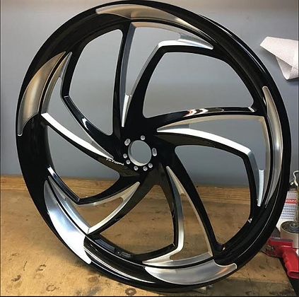"23"" x 5.5"" SWITCHBACK FATTY FRONT WHEEL"
