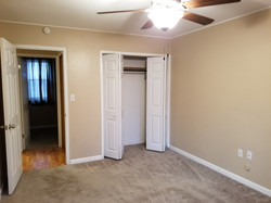 Master Bedroom Facing out