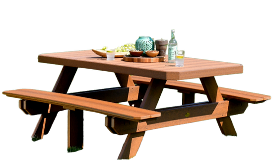 LuxCraft Outdoor Dining Table