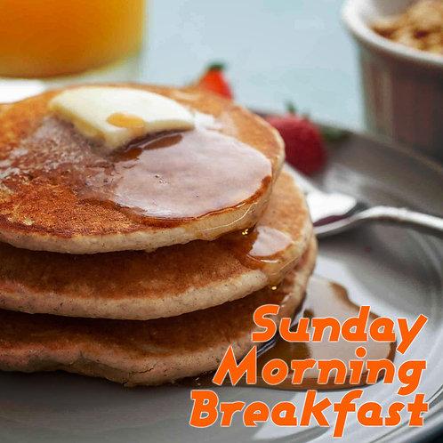 Sunday Morning Breakfast Wax Melts