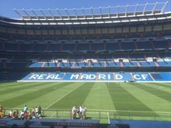 Madrid Soccer Stadium