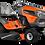 Thumbnail: Husqvarna TS 146X Riding Mower